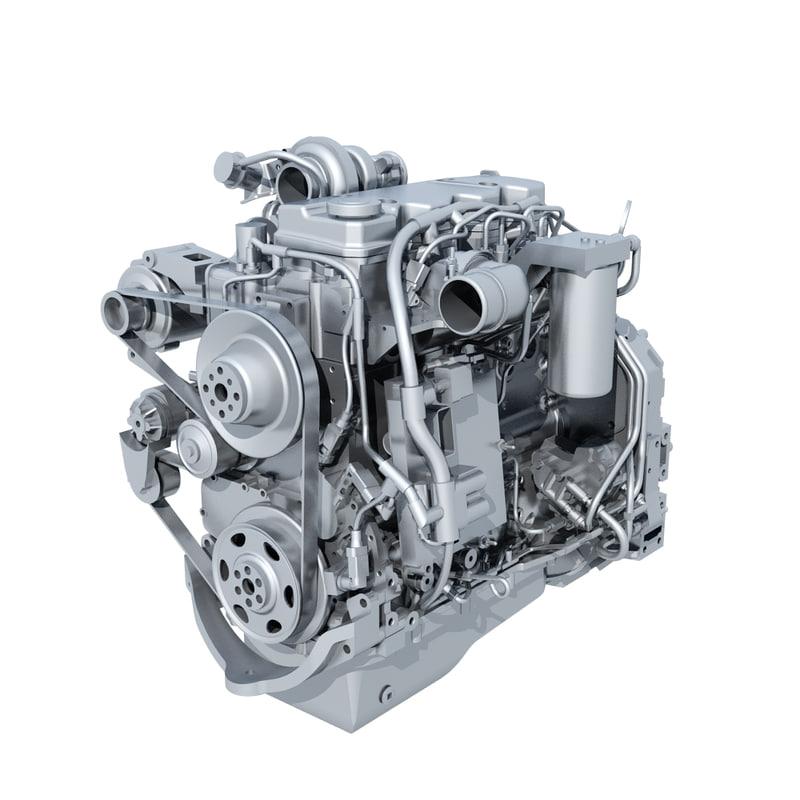 max cummins engine