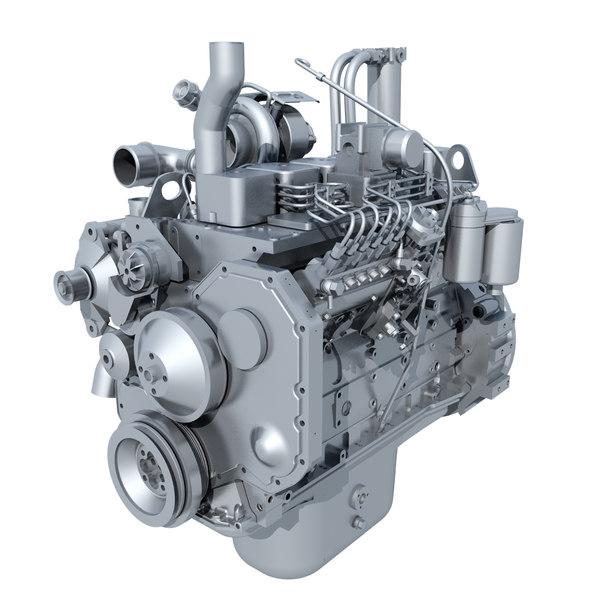 max cummins 6bt engine