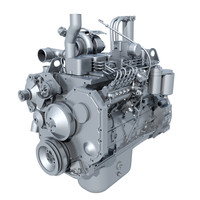 max cummins 6bt engine