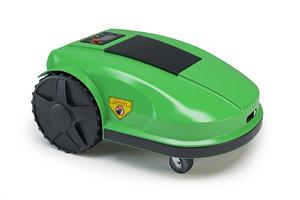 3ds max robotic lawn mower s520
