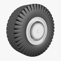Tug Aircraft Tractor Wheel