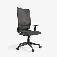 Realistic Office Chair 2