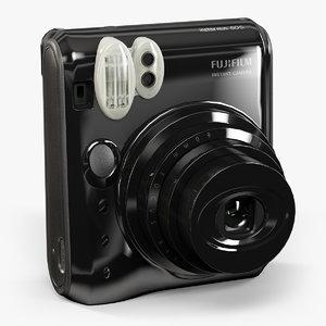 3d model fujifilm instax mini 50s