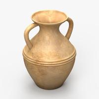 3dsmax ceramic vase