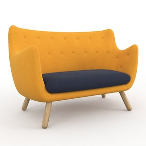 3d model onecollection sofa