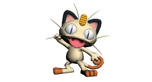 meowth pokemon rigged max