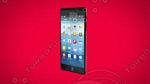 3d new smart phone