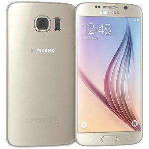 3d samsung galaxy s6 gold model