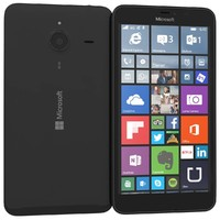 3d microsoft lumia 640 xl