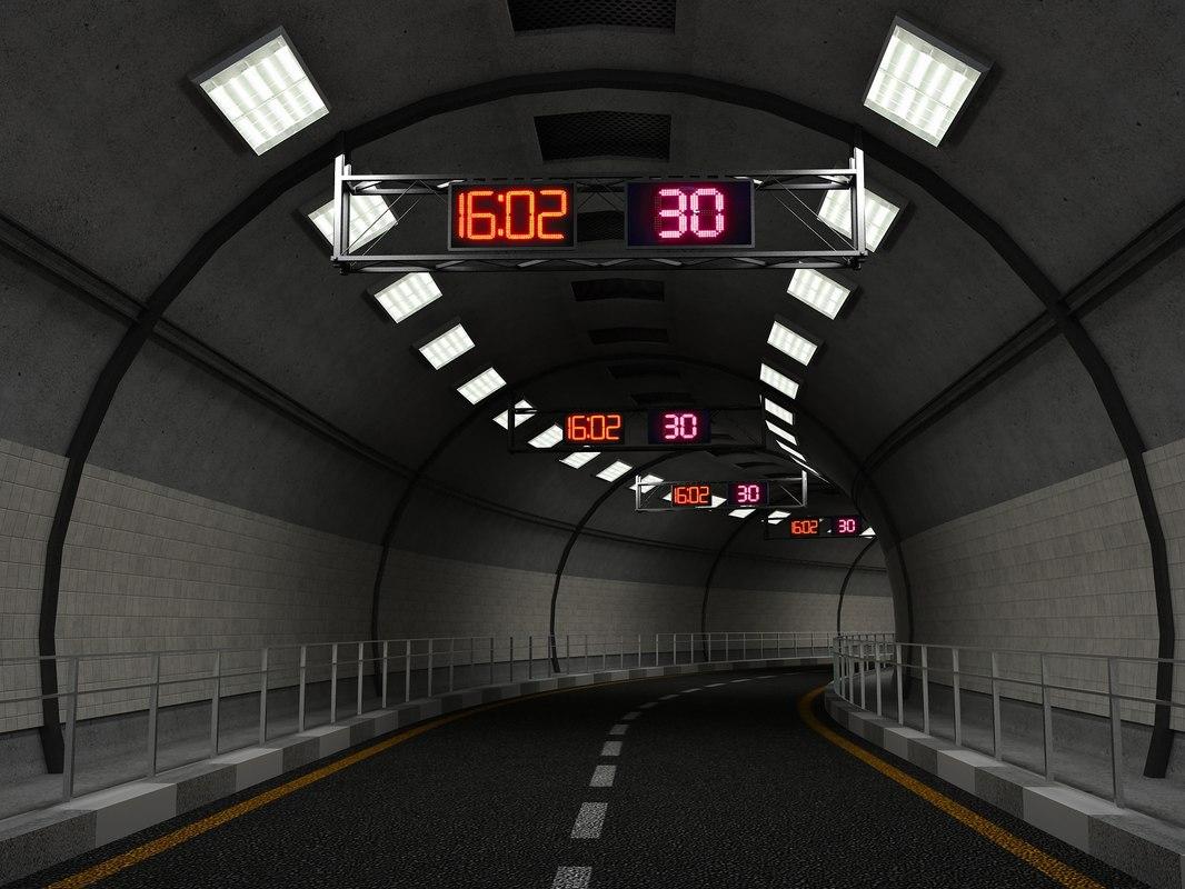 tunnel segments max