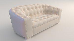 sofa upholstery 3D model