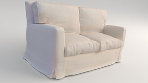 classic sofa 3D