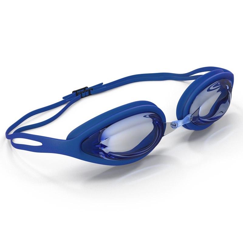 swim goggles 3ds