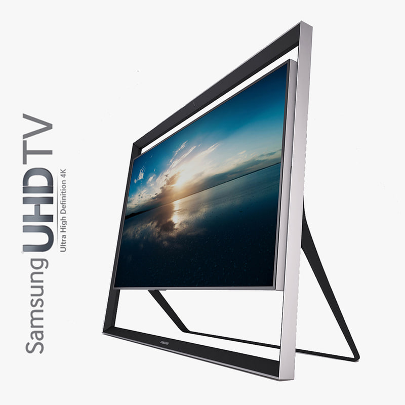 3d samsung s9 series uhd model