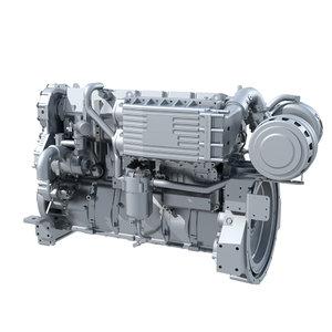 3d cat c18 engine model