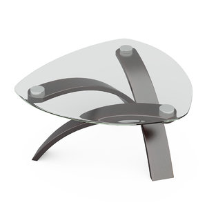 free cocktail table 3d model