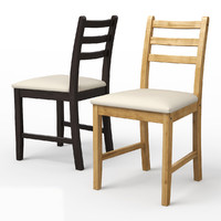 lerhamn dining chair 3ds