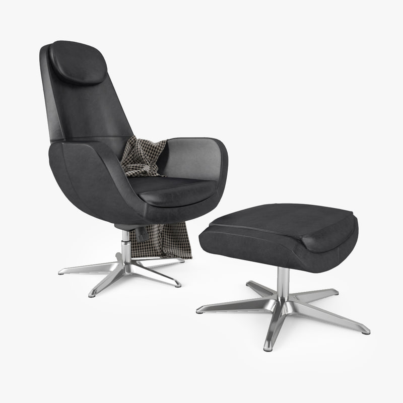 ikea arvika swivel chair 3d max