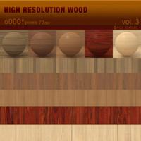 High Resolution Wood Textures Vol. 3 ( 5 PCS )