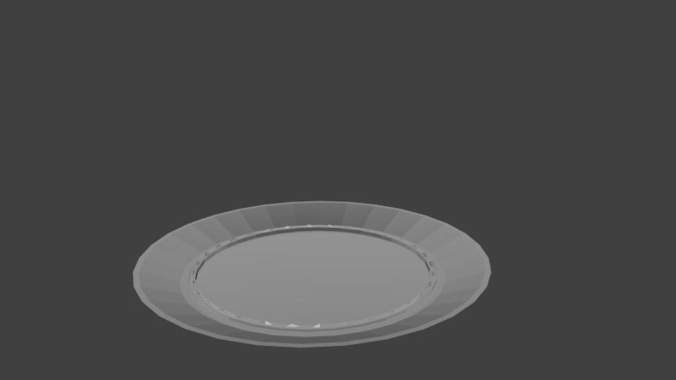 ash tray ashtray 3d model