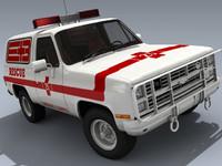 3d 1984 k5 rescue