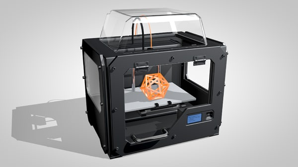 obj printer - replicator