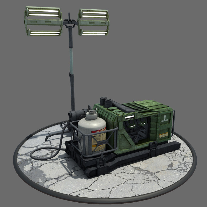 lighting 3d model