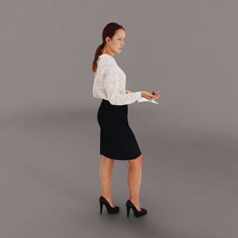 woman businesswoman business max