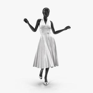 showroom mannequin 035 max