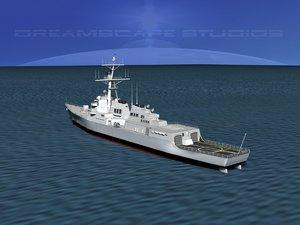 3d ship burke class destroyers