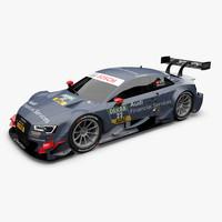 2014 Audi RS5 DTM Müller