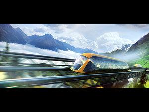 train monorail x free