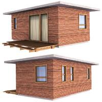 max realistic modern house