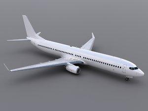 aircraft generic 3d 3ds