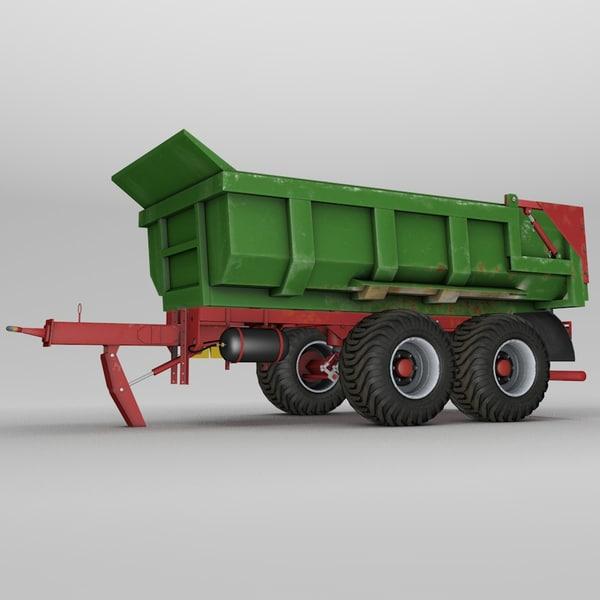 3d hilken hi2250smk trailer use