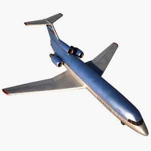 3d russian jet