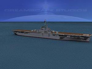 3ds class carriers essex uss
