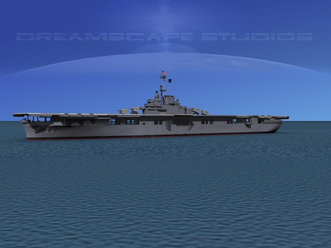 class carriers essex uss dxf