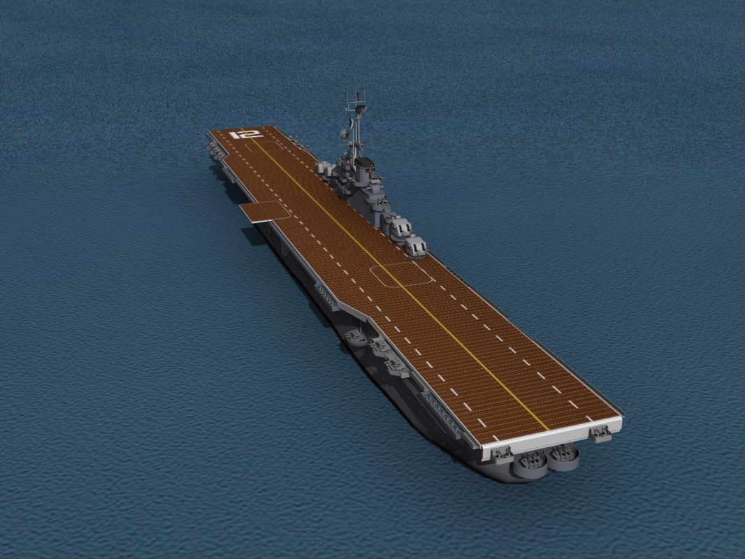max class carriers essex uss