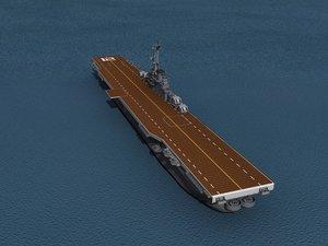 max class carriers essex uss