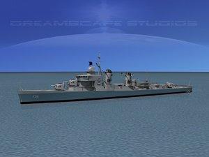 sumner class destroyers max