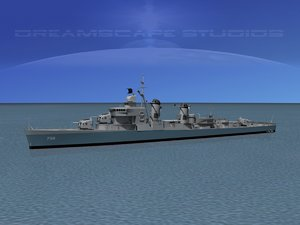dxf sumner class destroyers