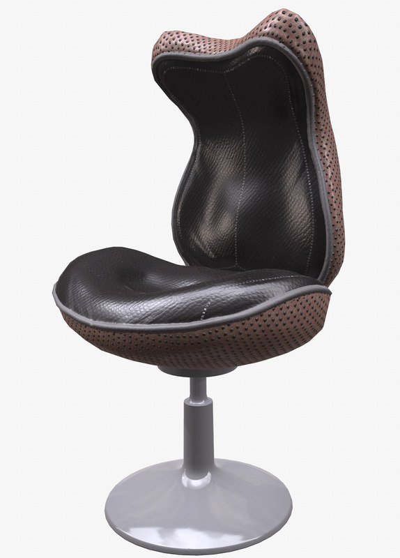 3d model ready chair