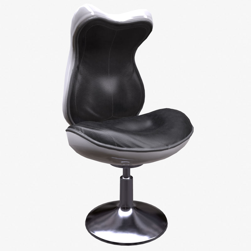 3d model of ready chair