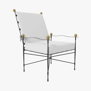 3d amalfi adjustable chair lounge