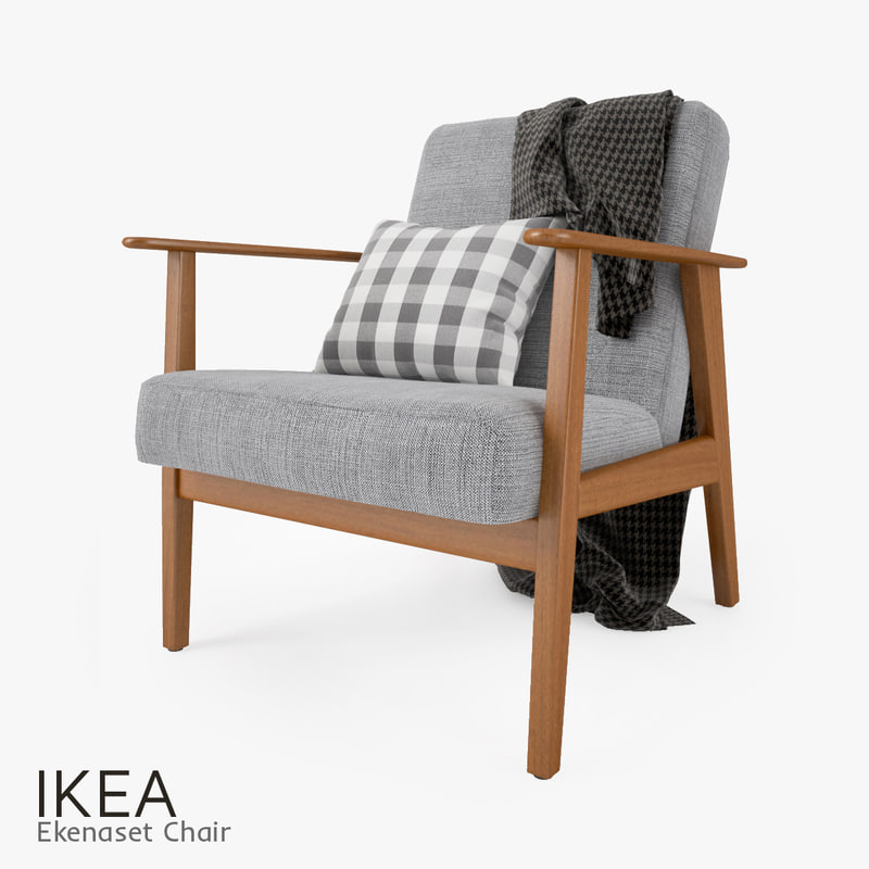 Max ikea ekenaset chair seat with chaise ingolf ikea for Chaise junior
