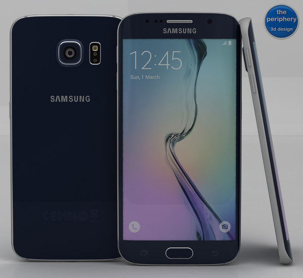 3ds max samsung galaxy s6 edge