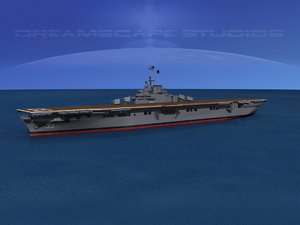 3ds anti-aircraft class carriers ticonderoga