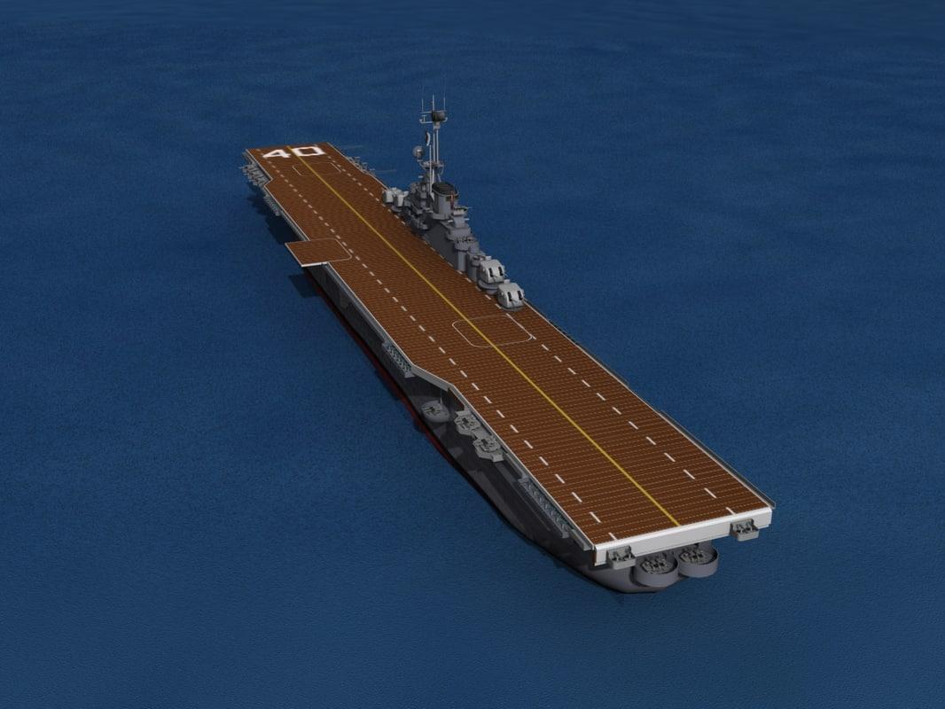 anti-aircraft class carriers ticonderoga dwg
