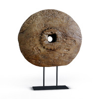 Cart Wheel Artifact